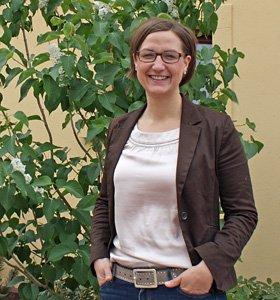Frau Wagner vom HCCG