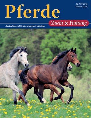 Pferdezucht und Haltung Feb
