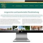 Referenz Website Luxi Stables Niederhof