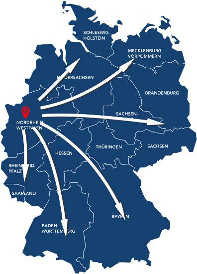 Pferdebetriebsberating Deutschlandweit